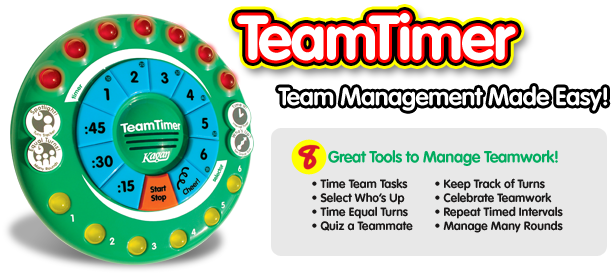 TeamTimer - 8 Great Tools to Manage Teamwork!