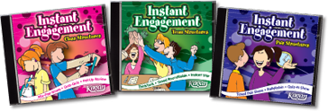 Combo: Instant Engagement Software for PC & Mac (EIC, EIP, EIT)