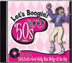 Let's Boogie! CD