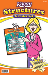 Kagan New Structure Poster Set #4 (6 posters)