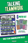 Talking Teamwork Poster Set (6 posters)