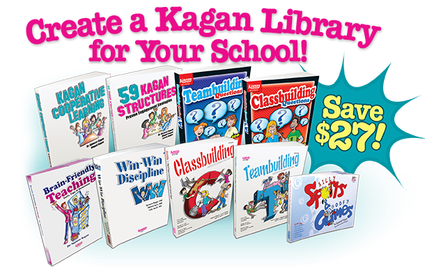 Kagan Books Library Set - Save $32