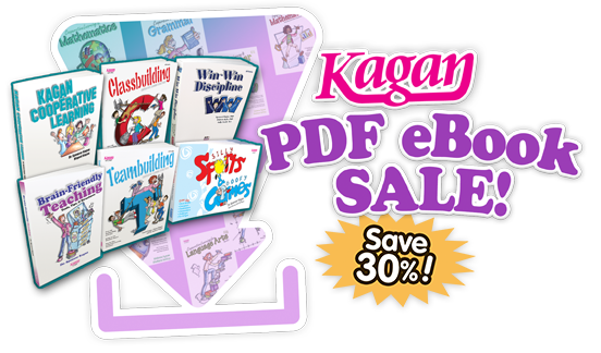 Kagan PDF eBook SALE! Save 30%!