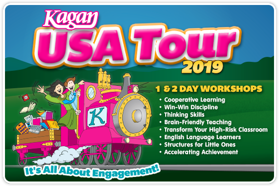 Kagan USA Tour 2019