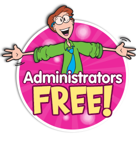 Administrators Attend FREE!