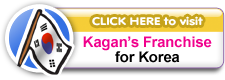 Click Here to visit Kagan's Franchise for Korea
