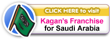 Click Here to visit Kagan's Franchise for Saudi Arabia